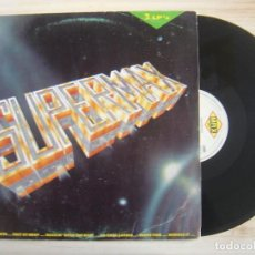 Discos de vinilo: SUPERMAX - LP DOBLE ESPAÑOL 1990 - MAX. Lote 114457387