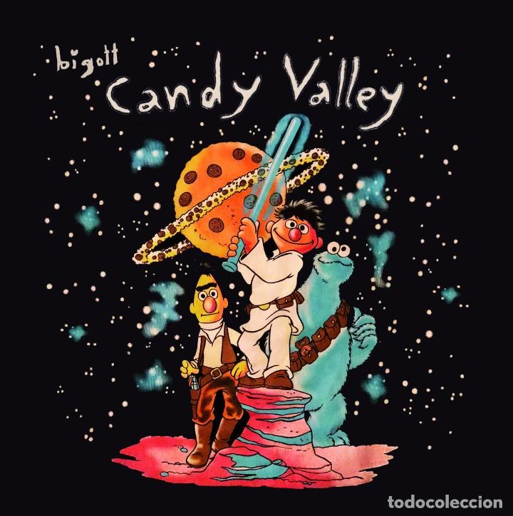 LP BIGOTT CANDY VALLEY VINILO (Música - Discos - LP Vinilo - Grupos Españoles de los 90 a la actualidad)