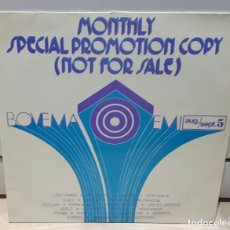 Discos de vinilo: JOHN LENNON - BEATLES -MONTHLY SPECIAL PROMOTION-LP-HOLANDA-PROMOCIONAL-CREEDENCE CLEARWATER REVIVAL. Lote 114461583
