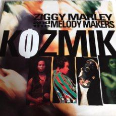Discos de vinilo: ZIGGY MARLEY AND THE MELODY MAKERS KOZMIK. Lote 114464286