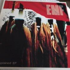 Discos de vinilo: EMF UNEXPLAINED EP. Lote 114466182