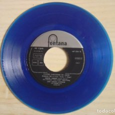 Discos de vinilo: LOS CINCO LATINOS - CUATRO CANCIONES DE AMOR - SINGLE 1969 - FONTANA. Lote 114471207