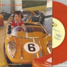 Discos de vinilo: LOS MÁS TURBADOS SINGLE LULLABY -MUNSTER - 1996. Lote 114476223