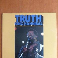 Discos de vinilo: KING HANNIBAL – TRUTH - VINYL, LP, ALBUM - 1973 - FUNK / SOUL. Lote 114488847