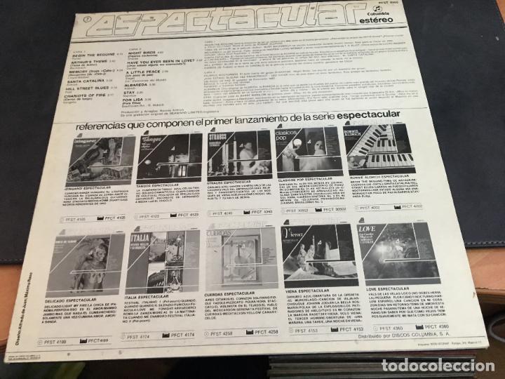 Discos de vinilo: RONNIE ALDRICH LP ESPAÑA 1982 (VIN-W) - Foto 3 - 114488971