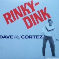Discos de vinilo: DAVE BABY CORTEZ - RINKY DINK. Lote 114493090