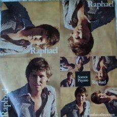Discos de vinilo: RAPHAEL - SOMOS - EDICIÓN DE 1970 DE ESPAÑA. Lote 114500547