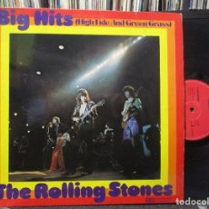 Discos de vinilo: THE ROLLING STONES - BIG HITS (HIGH TIDE AND GREEN GRASS) (LP,) GERMANY. Lote 114502919