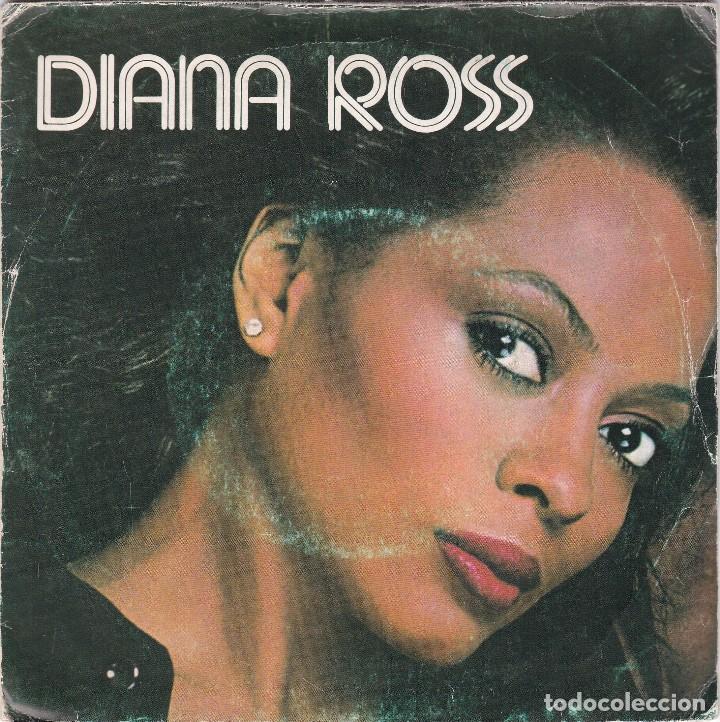 DIANA ROSS,I´M COMING OUT DEL 80 (Música - Discos - Singles Vinilo - Funk, Soul y Black Music)
