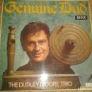 Discos de vinilo: VINILO THE DUDLEY MOORE TRIO . Lote 114508363