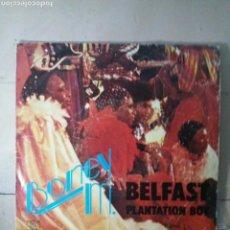 Discos de vinilo: BONEY M - BELFAST.... Lote 114522507
