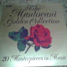 Discos de vinilo: VINILO THE MANTOVANI GOLDEN COLLECTION 1979. Lote 114526907