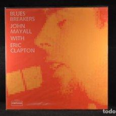 Discos de vinilo: BLUES BREAKERS - JOHN MAYALL WITH ERIC CLAPTON - LP. Lote 142236434
