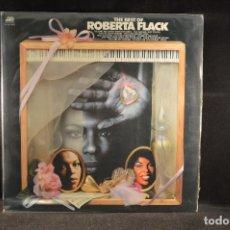 Discos de vinilo: ROBERTA FLACK - THE BEST OF ROBERTA FLACK - LP. Lote 114529215