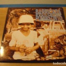 Discos de vinilo: LOTE LP BARRICADA PORINSTINTO SELLO MERCURY 1991....SALIDA 1 EURO. Lote 114531411