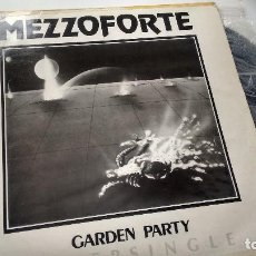 Discos de vinilo: MAXISINGLE (VINILO) DE MEZZOFORTE AÑOS 80. Lote 114532003