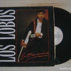Discos de vinilo: LOS LOBOS - LA BAMBA - MAXISINGLE 45 - ESPAÑOL 1987 - LONDON. Lote 114538451