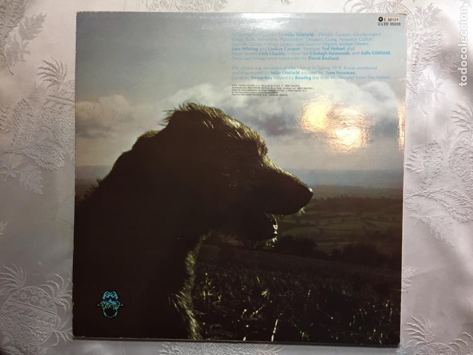 Discos de vinilo: Lp: Mike Oldfield, Hergest Ridge. - Foto 2 - 114539000