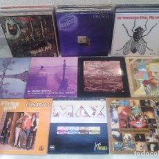 Discos de vinilo: ESPECTACULAR LOTE PACK 52 LPS DE VINILOS BUENOS GRUPOS POKORA PROGRESIVO FOLK ROCK DISCOS COLECCIÓN. Lote 114548423