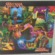 Discos de vinilo: SANTANA - BEYOND APPEARANCES C B S - PROMOCIONAL 1985. Lote 114558907