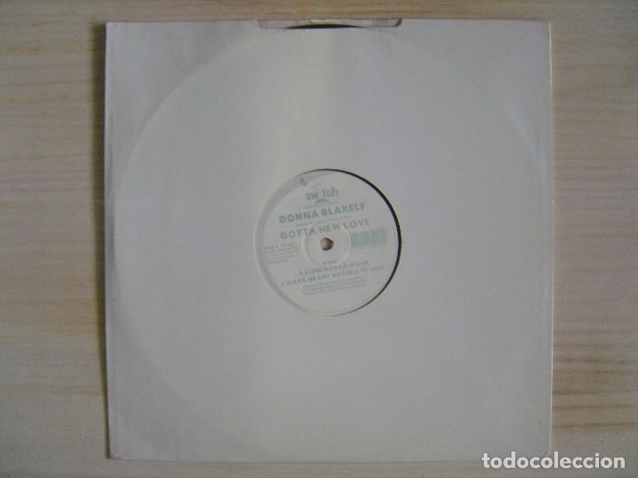 DONNA BLAKELY - GOTTA NEW LOVE - MAXISINGLE 33 - 1996 - SWITCH (Música - Discos de Vinilo - Maxi Singles - Techno, Trance y House)