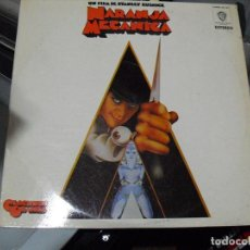 Discos de vinilo: LA NARANJA MECANICA: EDICION ESPAÑOLA- MINT- MINT...NUNCA USADO!!!. Lote 114574583