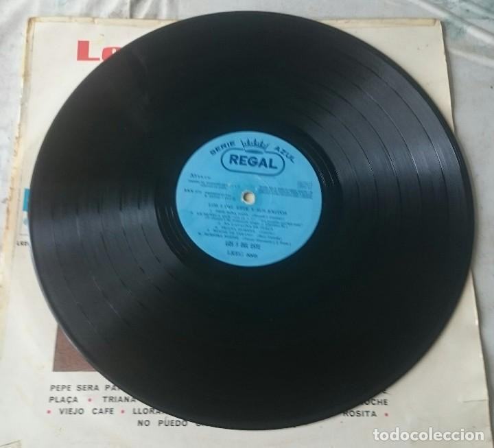 Discos de vinilo: Los 5 Del Este y sus éxitos (Emi Regal 1967) - Foto 2 - 114608299