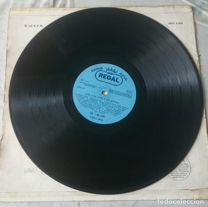 Discos de vinilo: Los 5 Del Este y sus éxitos (Emi Regal 1967) - Foto 3 - 114608299