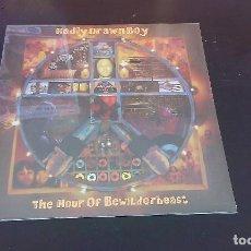 Discos de vinilo: LP BADLY DRAWN BOY THE HOUR OF BEWILDERBEAST INDIE ROCK VINILO. Lote 114610911