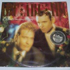 Discos de vinilo: ABC - WHEN SMOKEY SINGS / CHICAGO - MERCURY UK 1987. Lote 114614839
