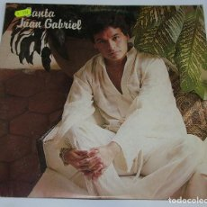 Discos de vinilo: JUAN GABRIEL - CANTA JUAN GABRIEL - ARIOLA I-201699 - 198. Lote 114616043