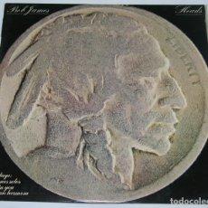 Discos de vinilo: BOB JAMES - HEADS (LP) EDIC. ESPAÑOLA DE 1978. Lote 114616487