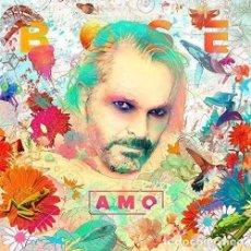 Discos de vinilo: MIGUEL BOSE - AMO [VINILO] NUEVO Y PRECINTADO . Lote 114627239