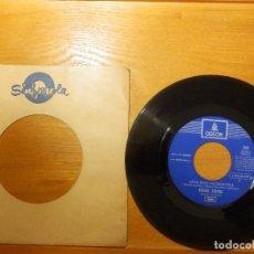Discos de vinilo: DISCO DE VINILO - SINGLE - RAFAEL FARINA - CRUZ ROJA SALMANTINA - A JUAN XXIII - ODEON 1970. Lote 114630747