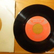 Discos de vinilo: DISCO VINILO - SINGLE - CHATO DE LA ISLA - QUE MURMURADITOS SON - TU PASES Y NO - MOVIE PLAY 1971. Lote 114633443