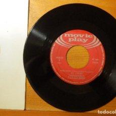 Discos de vinilo: DISCO VINILO - SINGLE - EL JOSE Y SUS RUMBEROS GITANOS - EL CANDIL - MARÍA JIMENEZ - MOVIE PLAY 1969. Lote 114634011