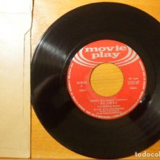 Discos de vinilo: DISCO VINILO - SINGLE - EL JOSE Y SUS RUMBEROS GITANOS - QUIERO CAFÉ - CUIDAO - MOVIE PLAY 1970. Lote 114634119