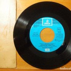 Discos de vinilo: DISCO VINILO - SINGLE - RAFAEL FARINA - VALENCIA ARTISTA - JUGUETE DEL AMOR - ODEON 1977. Lote 114634343