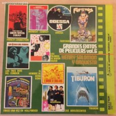 Discos de vinilo: GRANDES EXITOS DE PELICULAS VOLUMEN 6. Lote 114635323