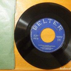Discos de vinilo: DISCO VINILO - SINGLE - JUANITO MARAVILLAS - TE TUVE QUE ABANDONAR - COMETE UNA TONTER - BELTER 1967. Lote 114635383