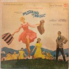 Discos de vinilo: THE SOUND OF MUSIC. Lote 114635547