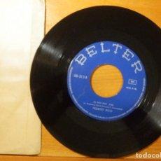 Discos de vinilo: DISCO VINILO - SINGLE - PEDRITO RICO - LEVANTINA - AL PAN PAN - BELTER 1973. Lote 114635779