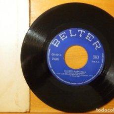 Discos de vinilo: DISCO VINILO - SINGLE - JUANITO MARAVILLAS - POR MUCHO QUE CREA SABER - CON PENA COMPROBE- BELTER 73. Lote 114636143