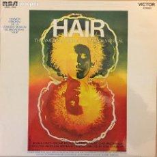 Discos de vinilo: HAIR. Lote 114637483