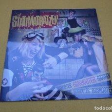 Discos de vinilo: THE STATTMATRATZEN ?– EGOSHOOTER (SEALED FACTORY) LIMITED EDITION PUNK/ROCK LP Ç. Lote 114642931