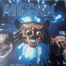 Discos de vinilo: THE MISSION MASQUE LP SPAIN. Lote 114650887