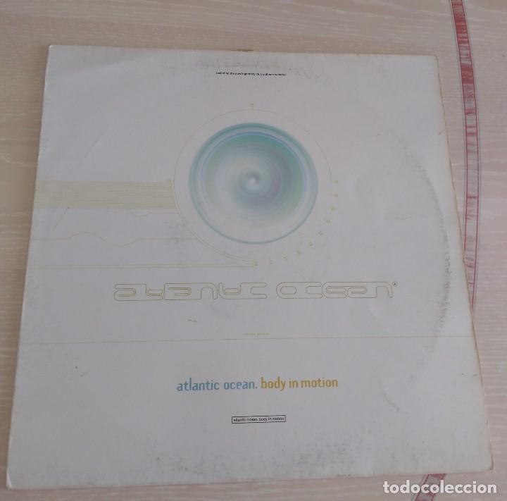 ATLANTIC OCEAN – BODY IN MOTION (Música - Discos de Vinilo - Maxi Singles - Techno, Trance y House)