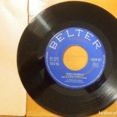 Discos de vinilo: DISCO VINILO - SINGLE - JUANITO VALDERRAMA, DOLORES ABRIL - LA ROSA DEL PENAL, FANDANGOS BELTER 1974. Lote 114666771