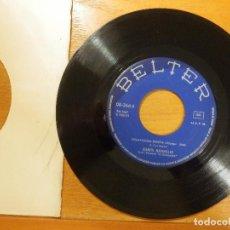 Discos de vinilo: DISCO VINILO - SINGLE - JUANITO MARAVILLAS - VILLAVICIOSA BONITA, SOLO SE PUEDE APRENDER BELTER 1974. Lote 114666783