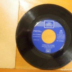 Discos de vinilo: DISCO VINILO - SINGLE - EL PIANO DE CHACHO Y SUS - RESPONDO POR - QUIEN ME HIZO PADECER - REGAL 1969. Lote 114666871